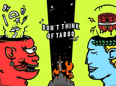 Don't Think of Taboo