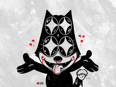 Felix the Copy Cat