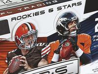2014 Rookies & Stars Packaging