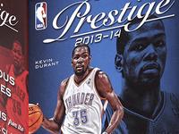 2013-14 Prestige Basketball packaging