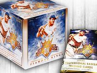 2015 Diamond Kings Baseball - Packaging
