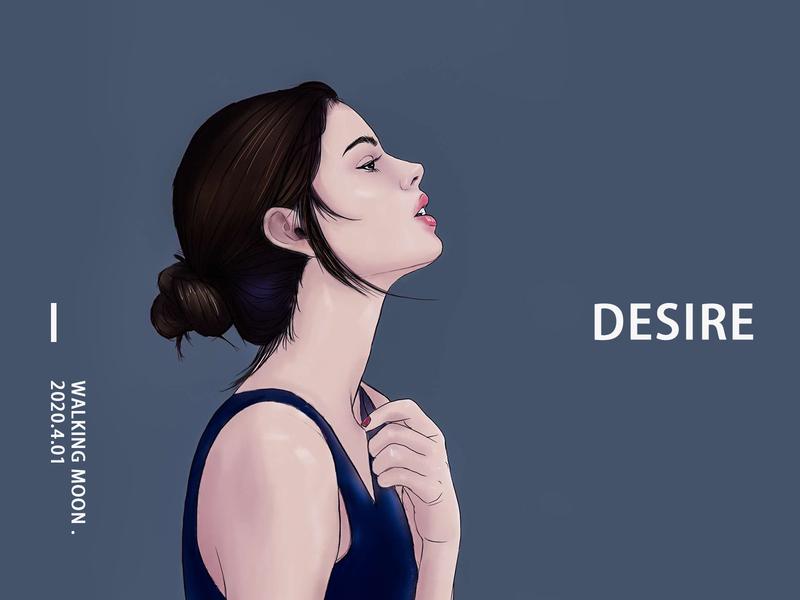 desire 插画练习