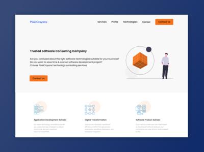 Company Profile IT Consultant