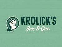 Krolick's Bar-B-Q pt. 2a