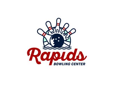 Rapids Bowling Logo Concept Graveyard 1.1