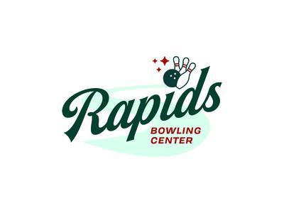 Rapids Bowling Logo Concept Graveyard 1.3