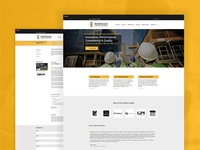 Rodriguez Construction Group Website
