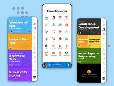 Meetup App - Phase 01