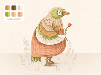 Sorry bird