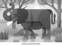 Endangered animal 1 d