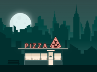 Late night pizza cravings?