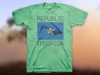 Republic of Florida t-shirt