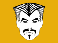 Super Hair: The Dr. Strange