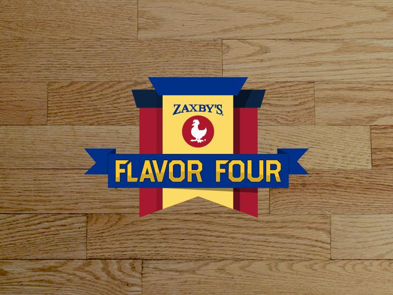 Unused campaign mark 01 college basketball logo mark marchmadness zaxbys