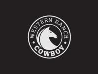 Cowboy western ranch