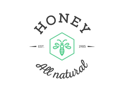 All Natural Honey