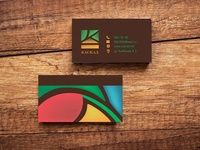 Cards for  greening company