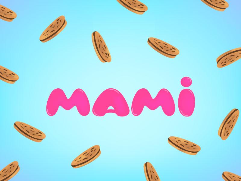 Logo for  baby food typography дизайн вектор брендинг логотип draw art design graphic art graphic design vector illustration brand branding logotape logo food baby baby-food