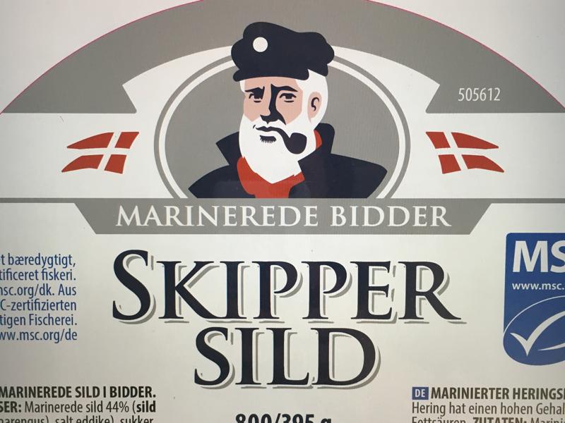 "Trying to reimagine ""skipper"""