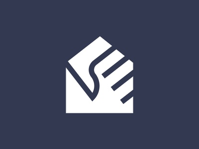 Real Estate identity Proposal hands house identity logo realestate