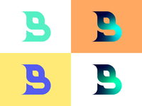 Another B Logo