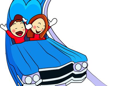 1 Rockin Roller Coaster