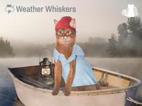 Steve Zissou Inspired Cat