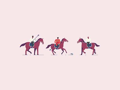 Georgian horse-riding game design vector illustrator illustration illustraion sport game graphic graphic design riding hores georgia
