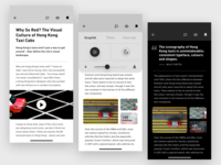 News App – Article Detail