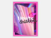 Dribbble Invite Dribbble