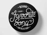Coaster - Behind every favorite song there's an untold story