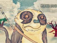 Great Bamboo Lemur