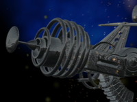 Flying Ray Gun Production (motion graphics)