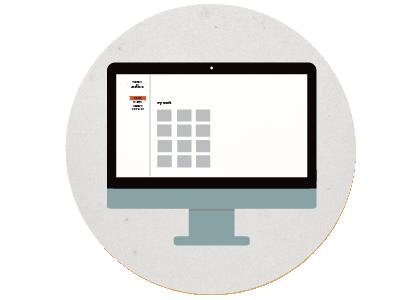 Web design Icon for my portfolio website. icon web design design jeremy soles jsoles14