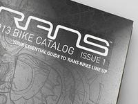 RANS DESIGNS INC. PUBLICATION