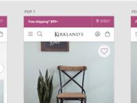 Kirklands Mobile