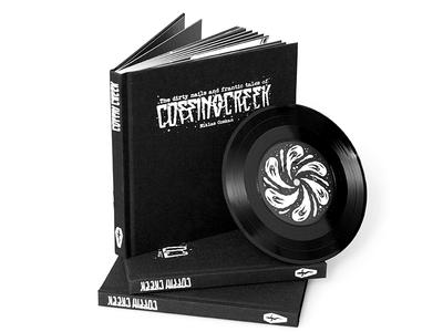 Coffin Creek - Book comic intro cover horror book coffincreek