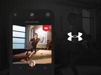Under Armour: UA Next App