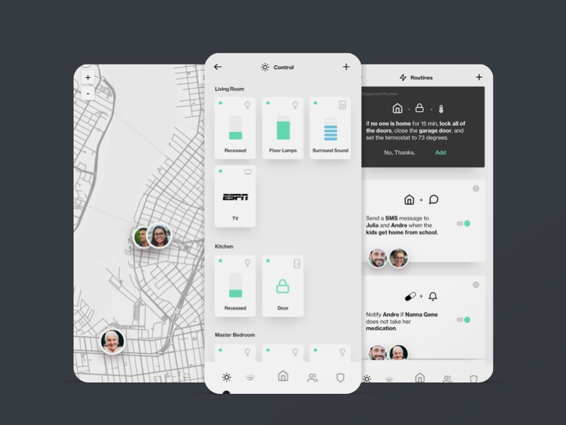 Home ui dribbble shot 02