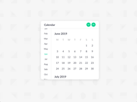 Calendar 🗓Date Picker