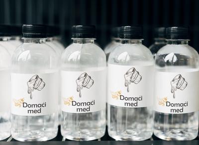Design of honey bottle for local market