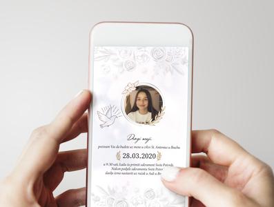 Mobile invitation for crisis