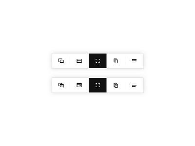 Tab Bar Icons flat ui design app minimal bar tab ios icons