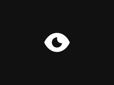 Logo eye symbol mark logo identity