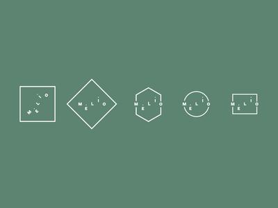 Logo - Rejected logo system