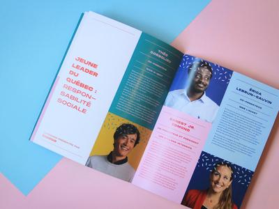 Arista - Print design