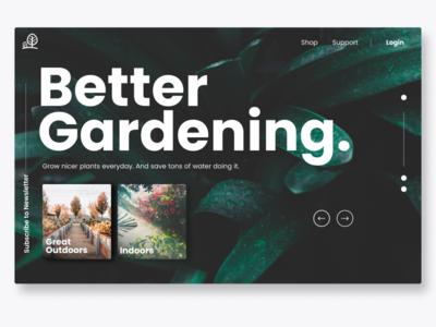 Garden Blog Newsletter