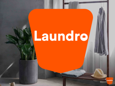 Redesign of Laundro Logo