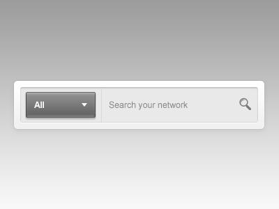 Filtered Search art direction design ui search bar filter input field