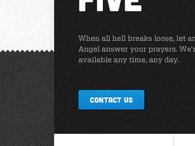 When all hell breaks loose...